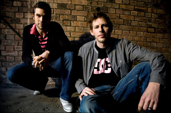 New Groove Armada Tracks + New Album